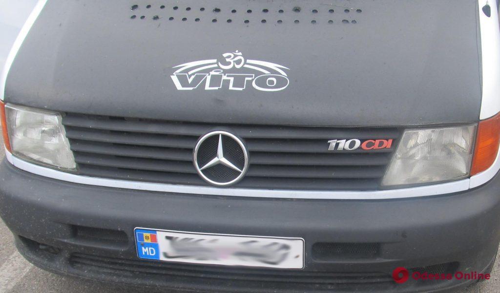 В Одесской области обнаружили 3 автомобиля с перебитыми номерами