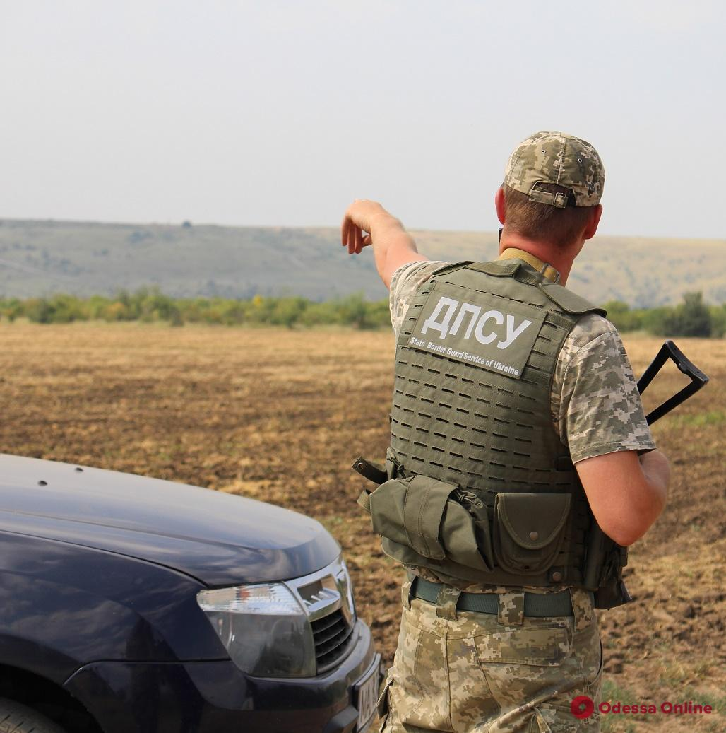 Одесская область: гражданин Грузии хотел незаконно пересечь границу с ребенком