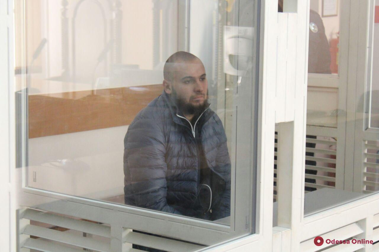 Покушение на Устименко: одного из подозреваемых отправили в СИЗО (видео)