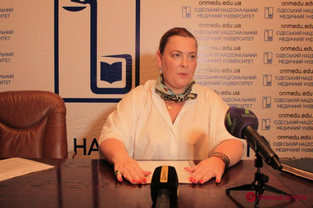 Продолжение конфликта в Одесском медуниверситете (фото, обновлено)