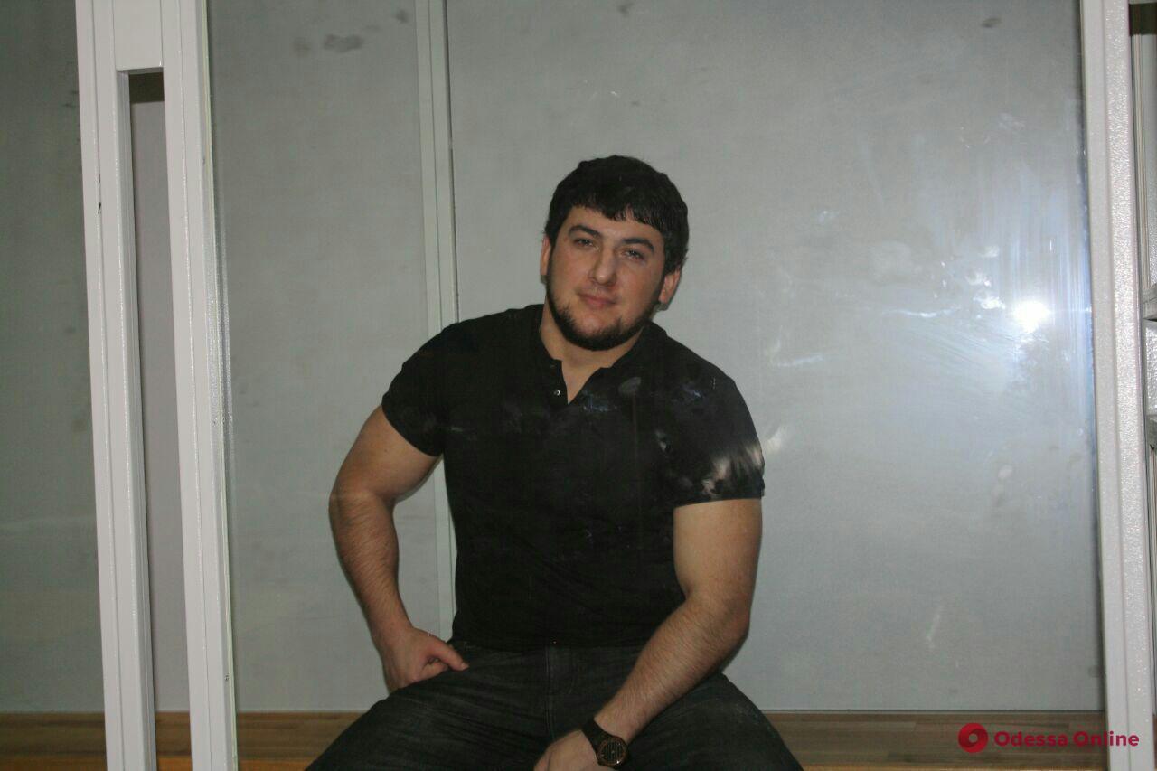 Убийцу одесского тайбоксера Сергея Лащенко оставили в СИЗО