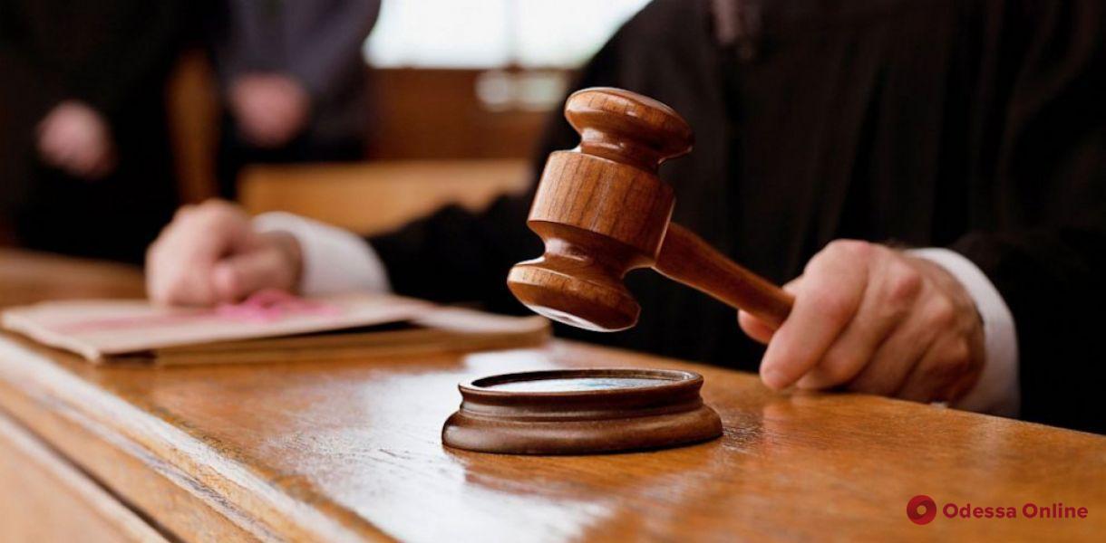 Суд отправил в СИЗО виновника смертельного ДТП на трассе Одесса – Рени