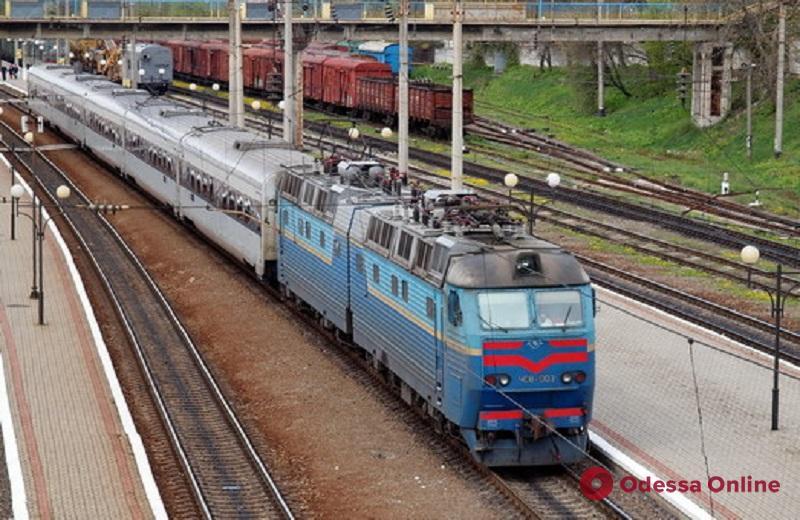 Поезда Одесса—Львов из-за ремонта железной дороги меняют расписание