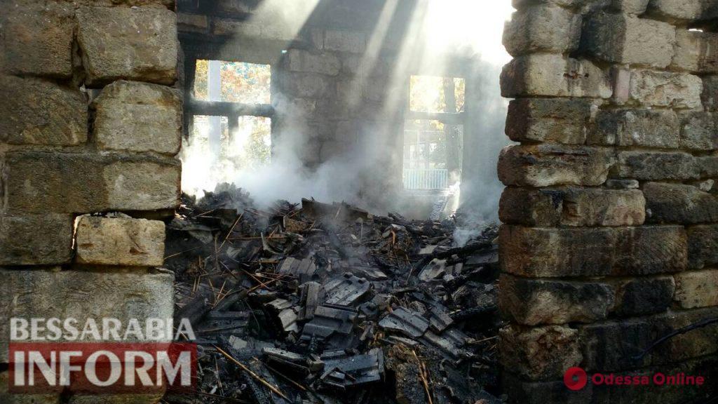 В Килии в жилом доме взорвался газовый баллон