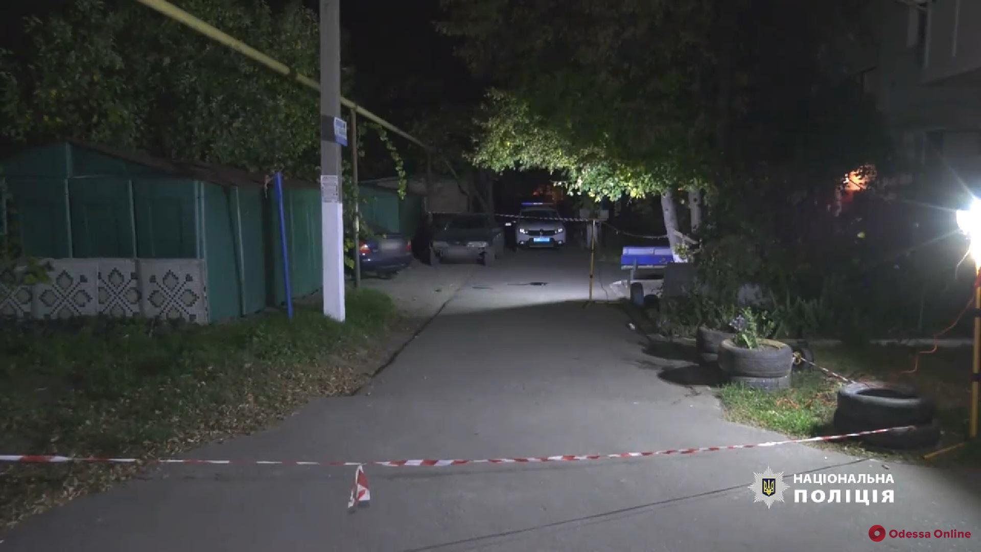 В Одесской области в мужчину стреляли из охотничьего ружья