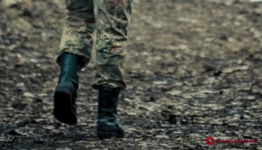 Не вернулся из отпуска: в Черноморске задержали дезертира