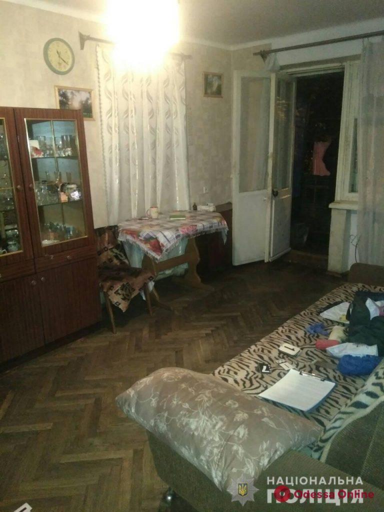 В одесской полиции рассказали подробности убийства отчима пасынком