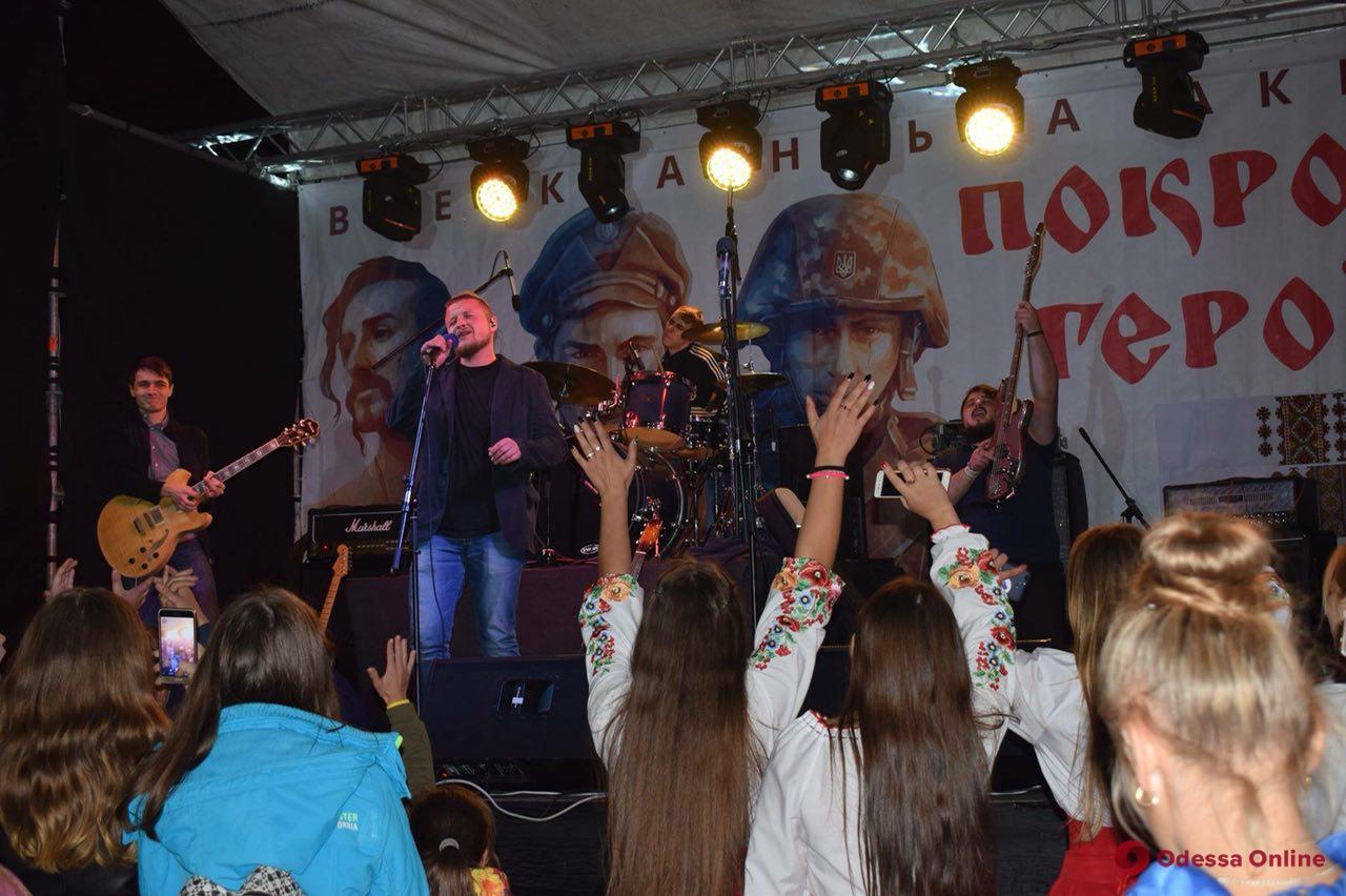 Казацкие развлечения: в Одесской области прошел фестиваль «Покрова героїв»