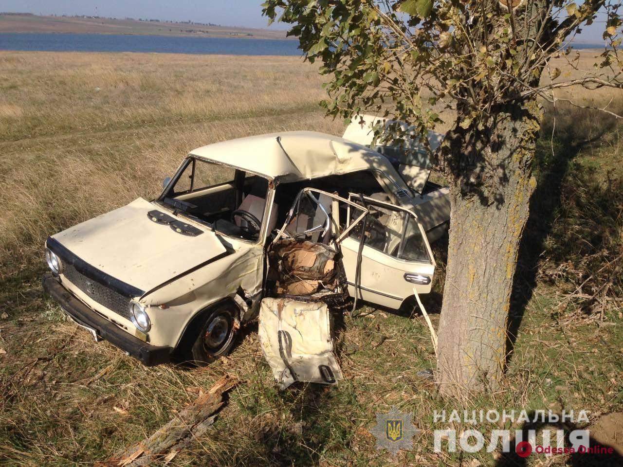 Смертельное ДТП в Одесской области: погиб водитель «Копейки»