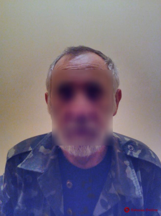 В Одесской области арестовали убийцу