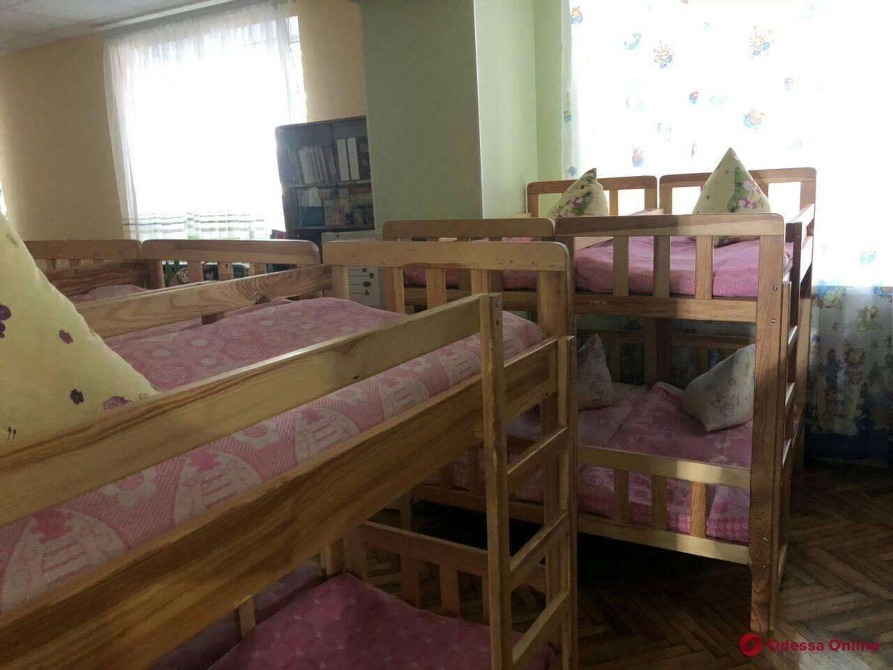 В центре Одессы после капремонта открыли детский сад