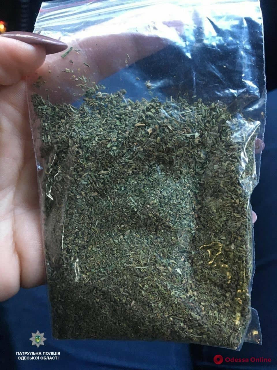 В Одессе охотятся на любителей марихуаны