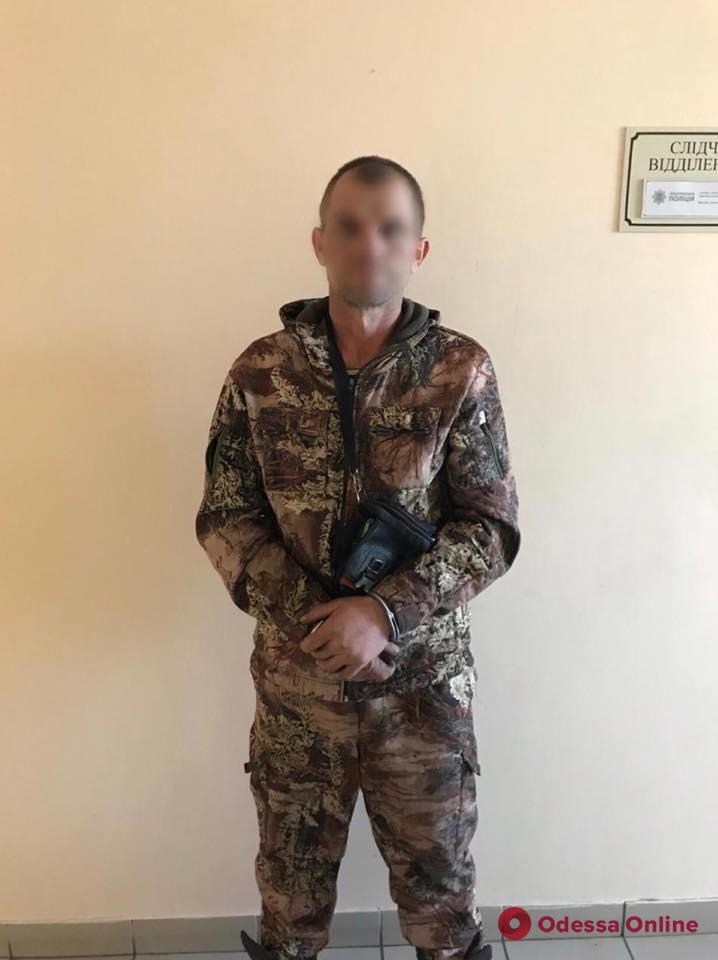 Под Одессой мужчина до полусмерти избил свою сожительницу