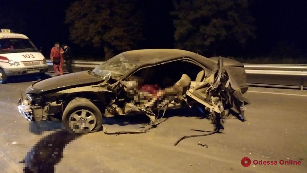 Под Одессой в результате ДТП погиб водитель «Тойоты»