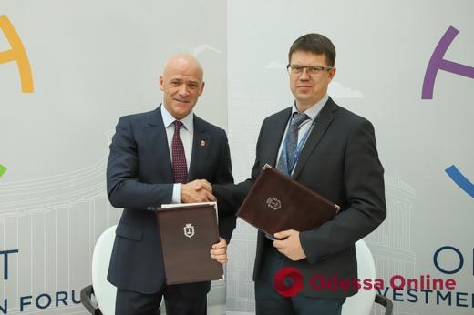 Одесса будет сотрудничать с ООН в сфере энергоэффективности