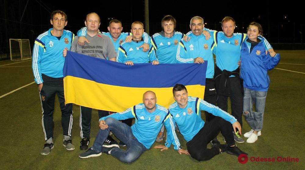 Футбол, боулинг, обмен опытом и дружба народов: одесские журналисты вернулись из турне по Грузии
