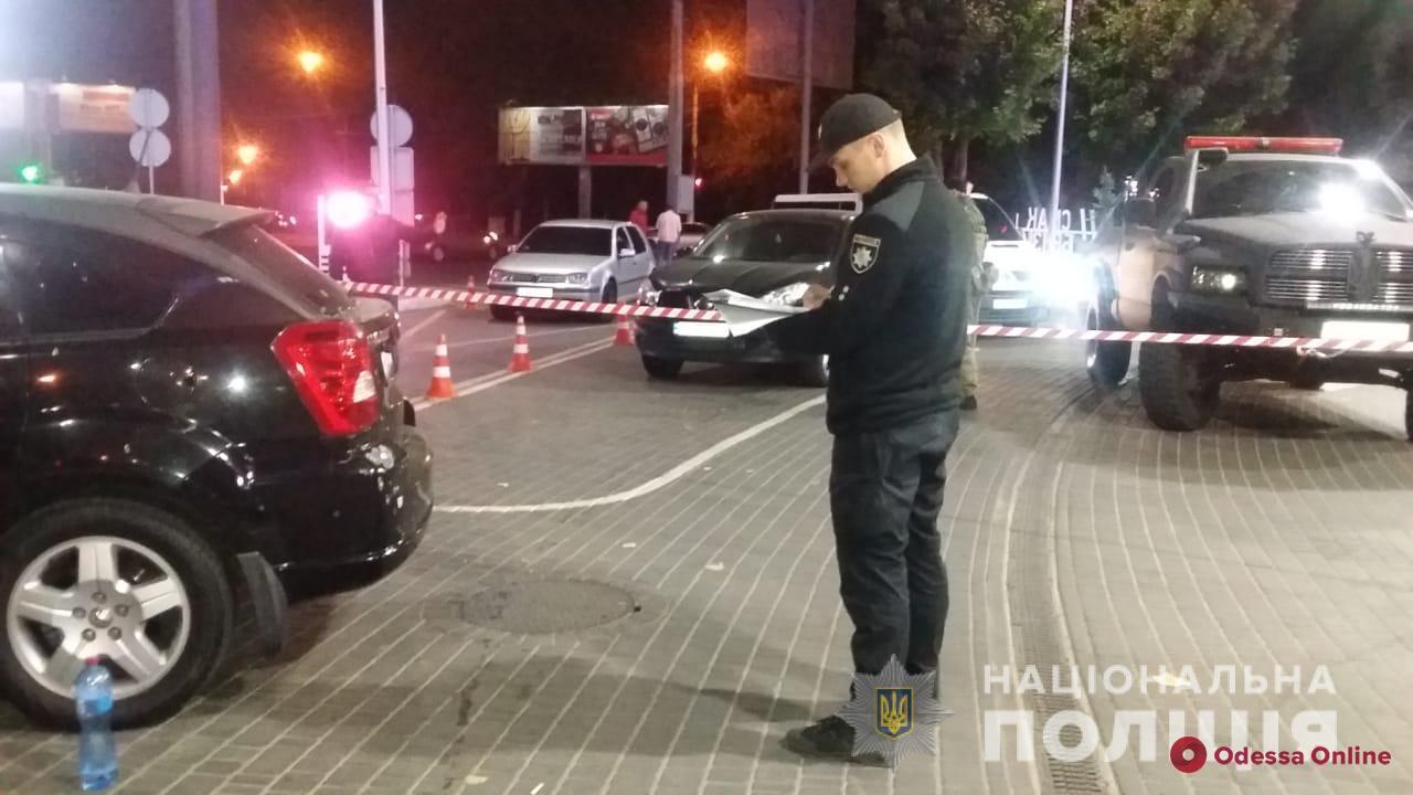 В Одессе стреляли в активиста «Автомайдана» (обновлено)