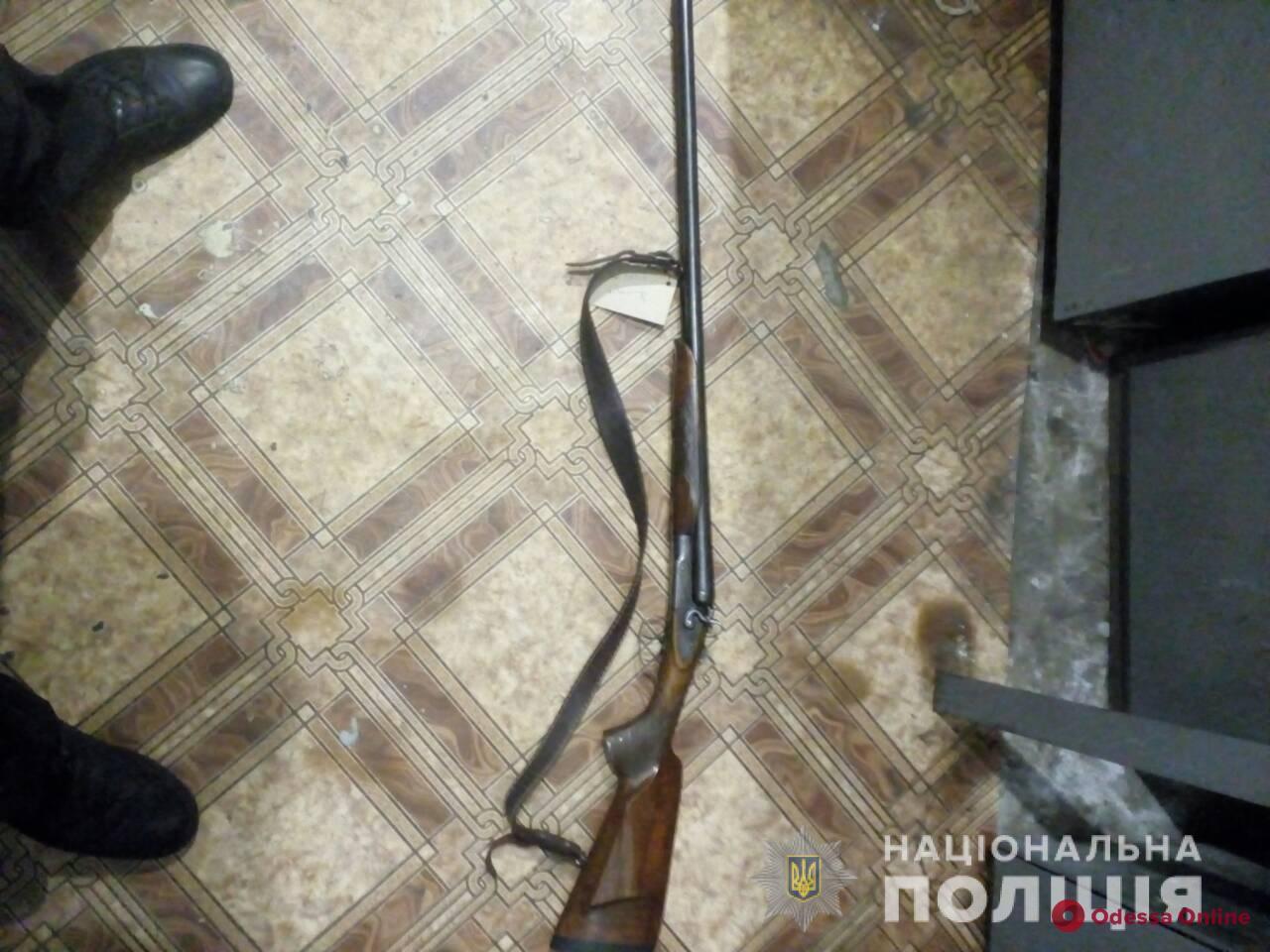 Остался после мужа: жительница Одесской области сдала в полицию снаряд