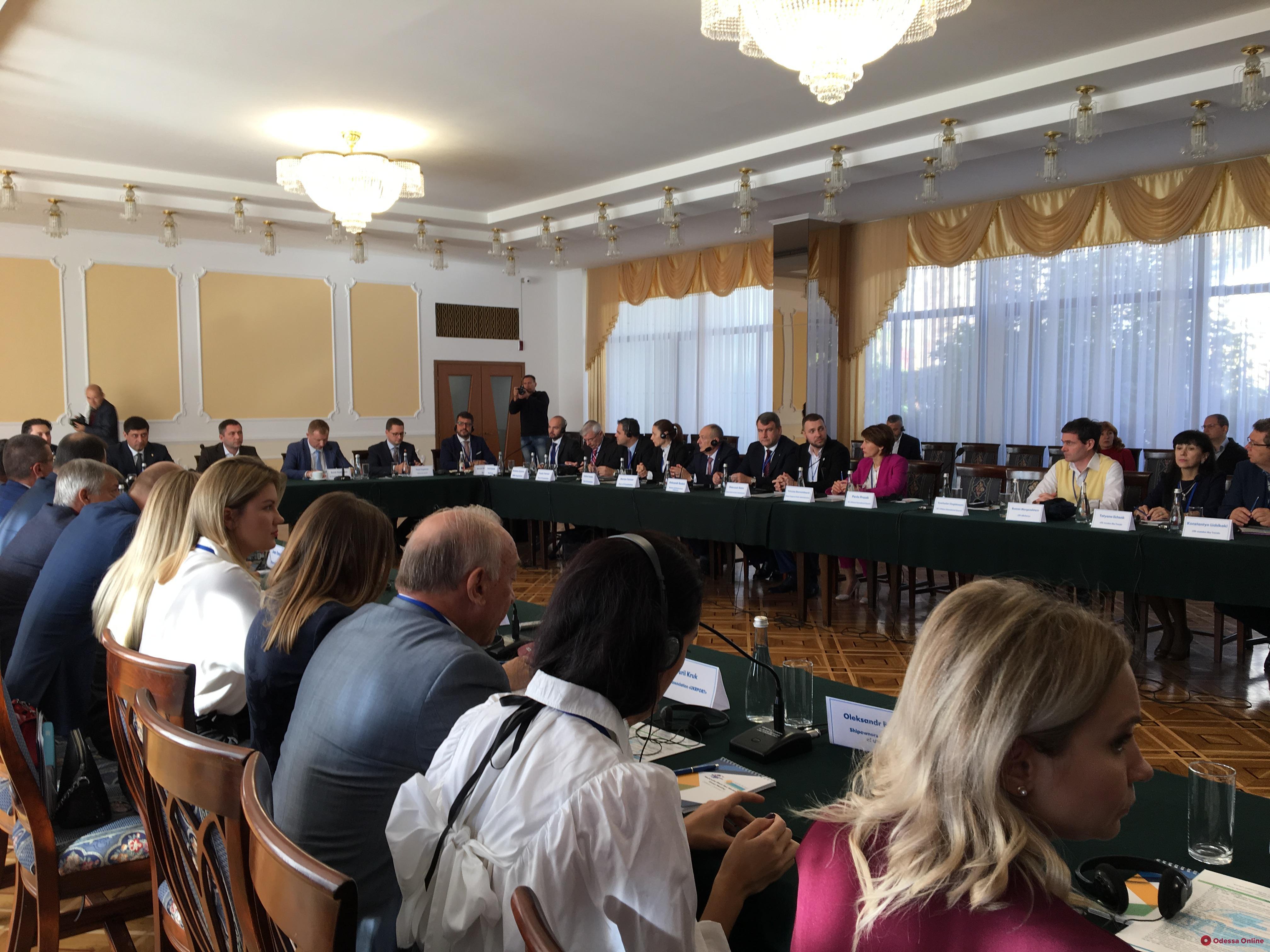 В Одессе обсуждают перспективы развития круизного судоходства