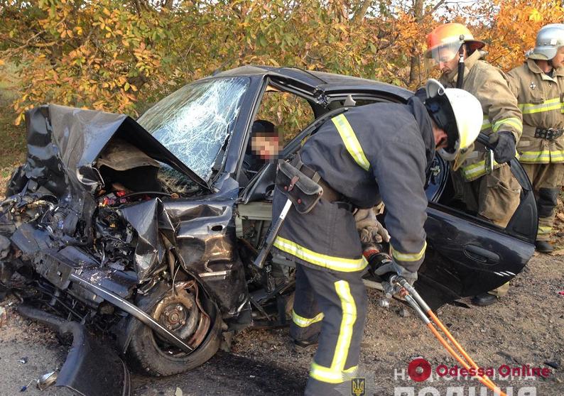 Виновника смертельной аварии под Одессой взяли под стражу
