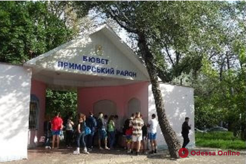 Отремонтированный бювет на Маршала Говорова заработает на днях
