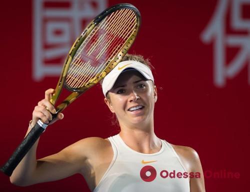 В четвертьфинале престижного теннисного турнира в Гонконге сыграют две одесситки