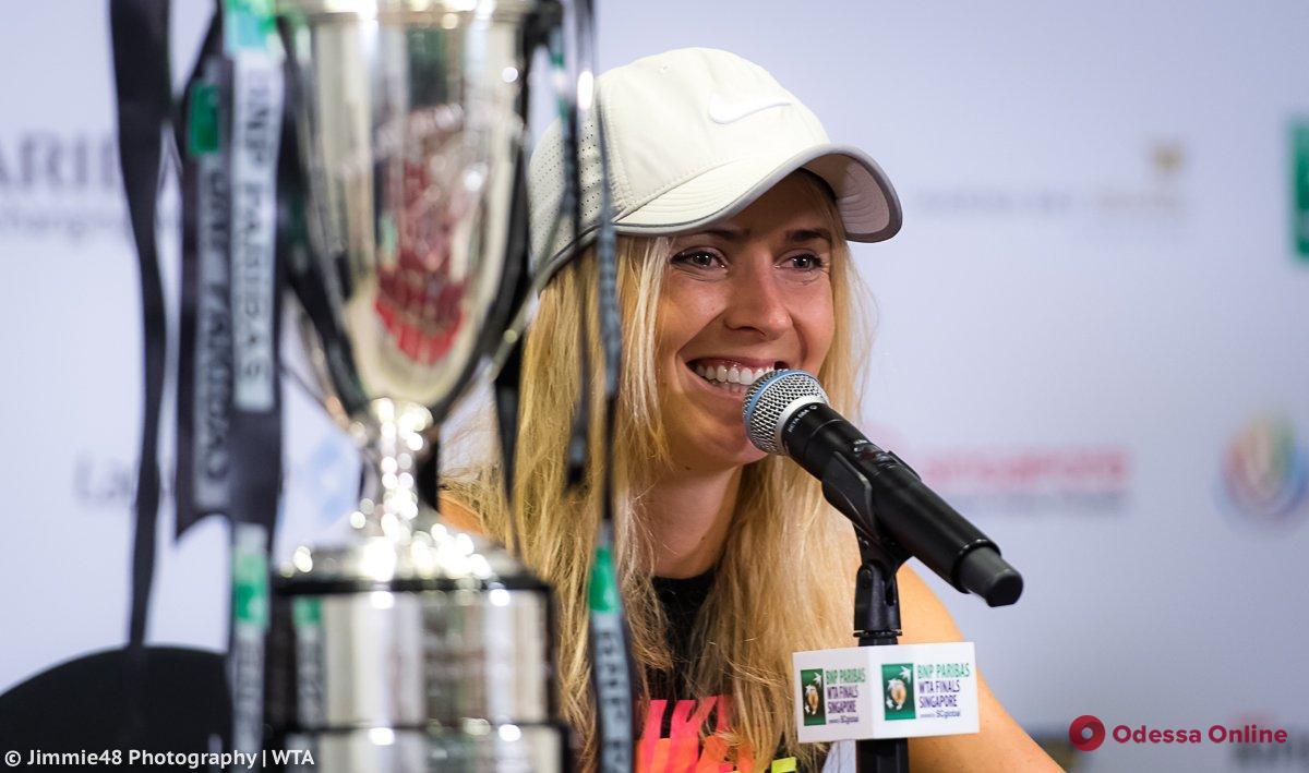 Ноябрь перемен: одесская теннисистка определилась с тренером и получила два новых звания