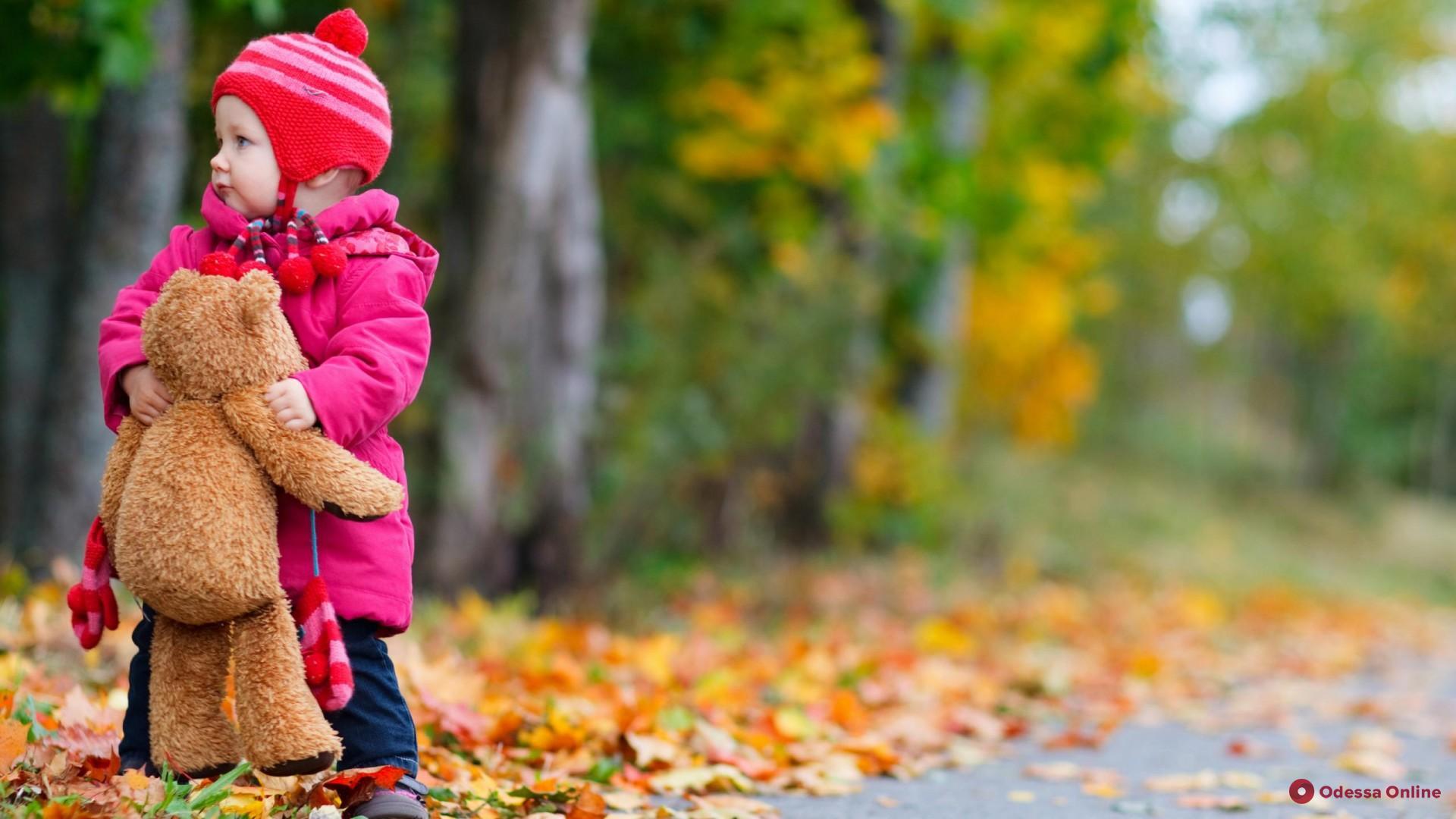 В Саврани годовалая девочка сбежала от родителей