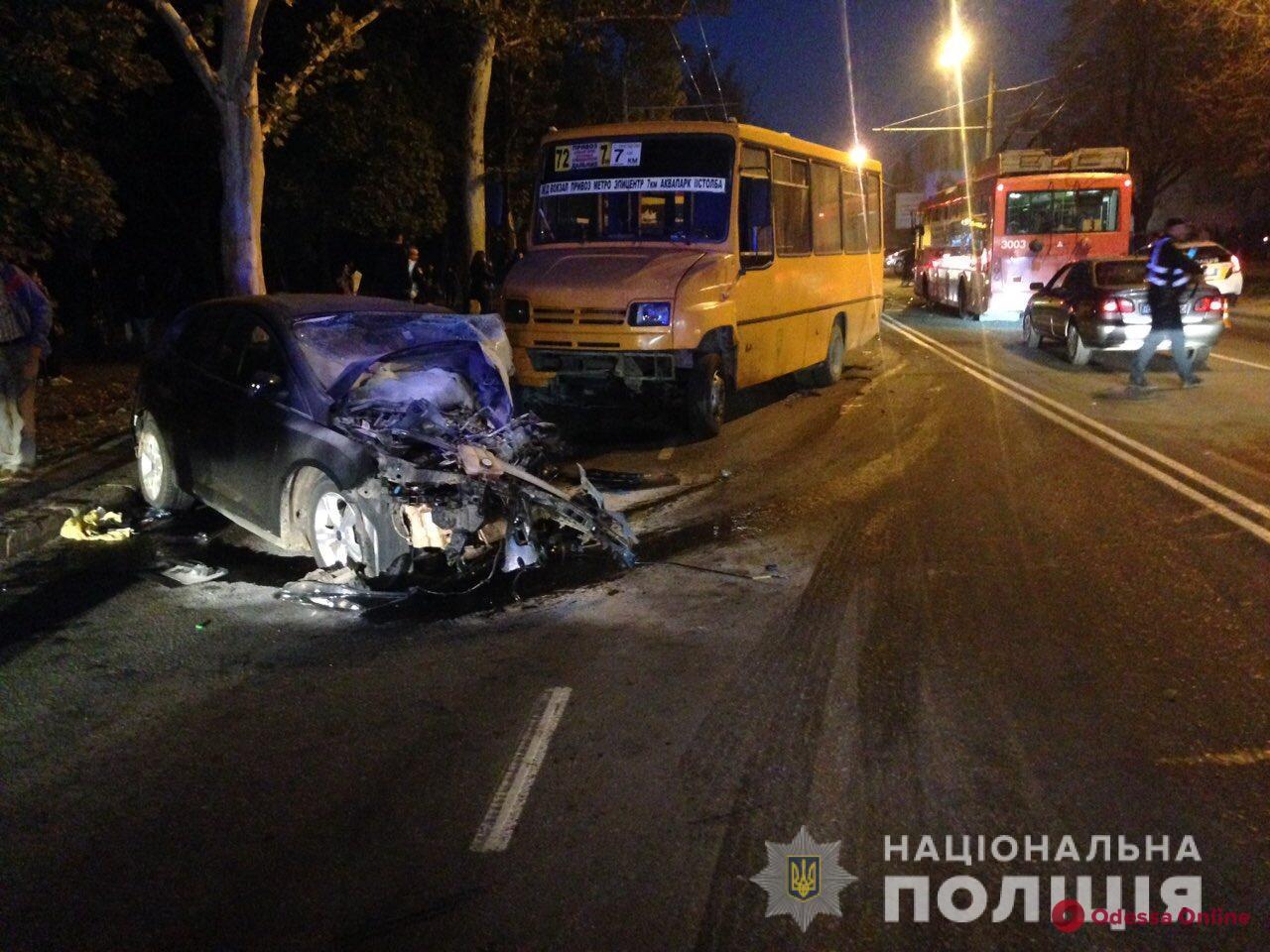 В полиции назвали предварительные причины кровавого ДТП на Мельницкой