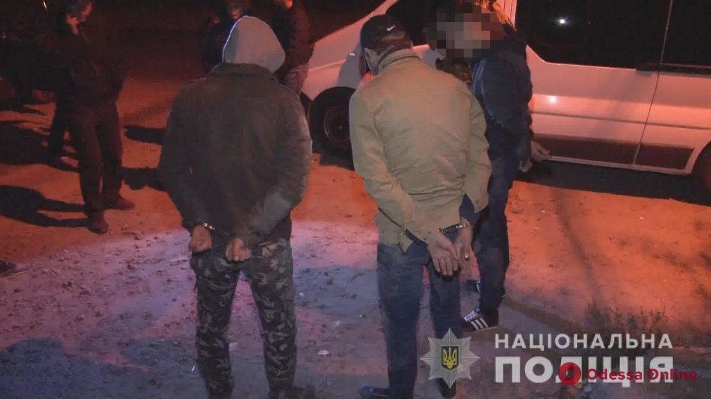 Одесский суд отправил в СИЗО четверых вымогателей
