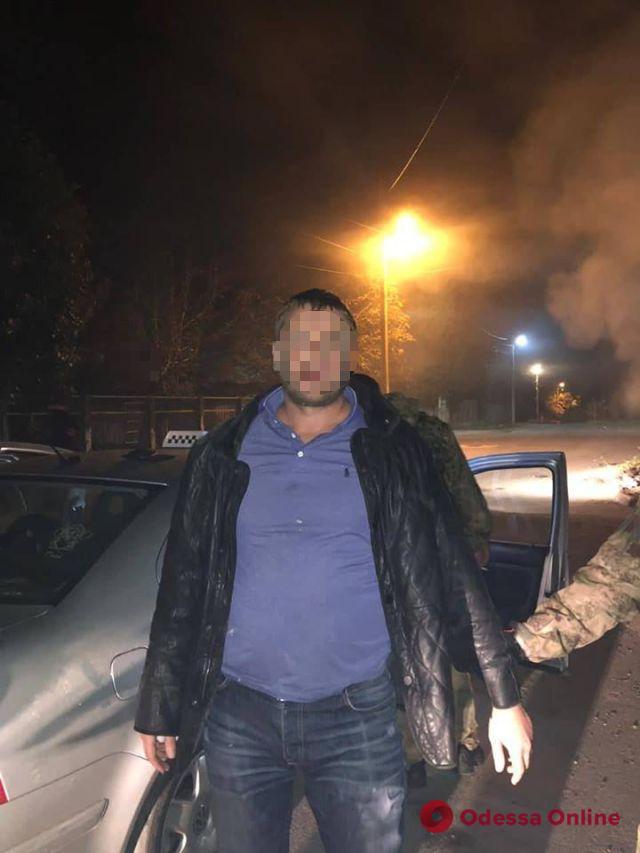 Стрельба в Одессе: полиция задержала двух «гастролеров»