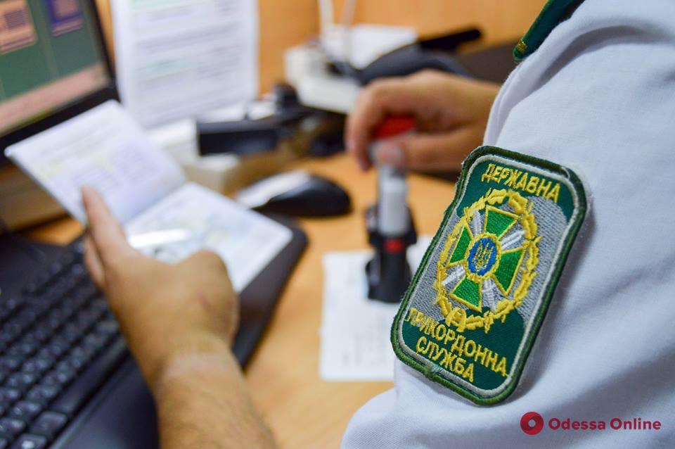 Правоохранители не пустили в Одессу криминального авторитета