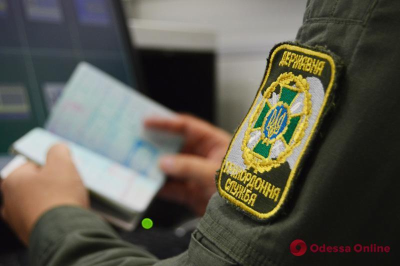 В Одесской области обнаружили машину с поддельными номерами кузова