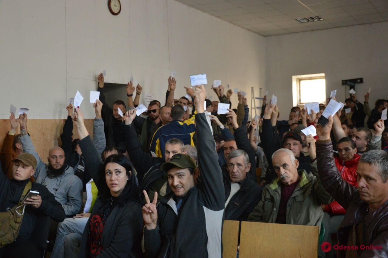 Борьба за власть в одесской «Самообороне»: Кожухаря и Пановского исключили из организации