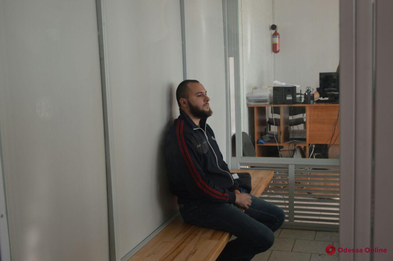 Покушение на Устименко: один из подозреваемый пожаловался на провалы в памяти (фото)