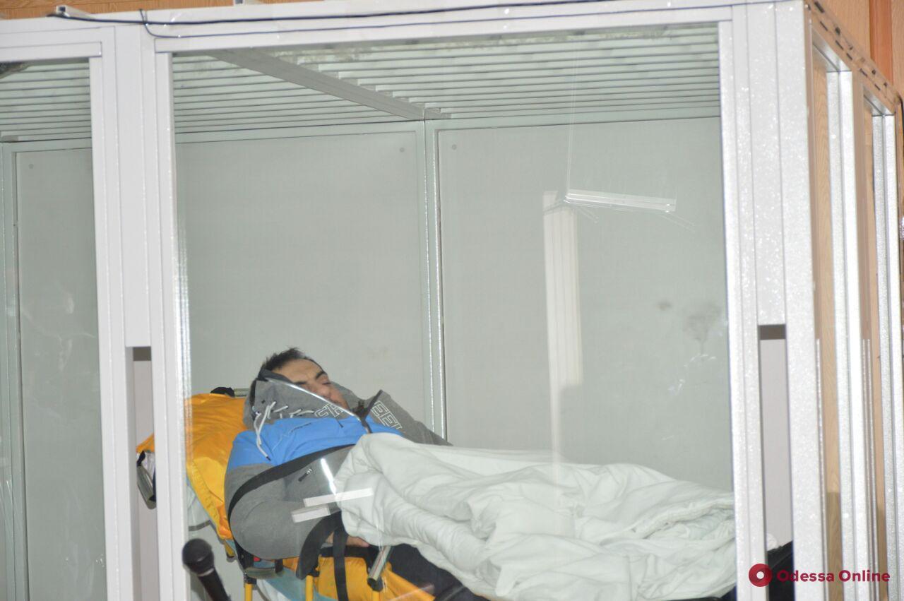 Подозреваемого в покушении на Михайлика оставили под стражей