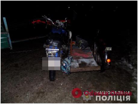 Пьяный житель Одесской области набросился с ножом на соседа