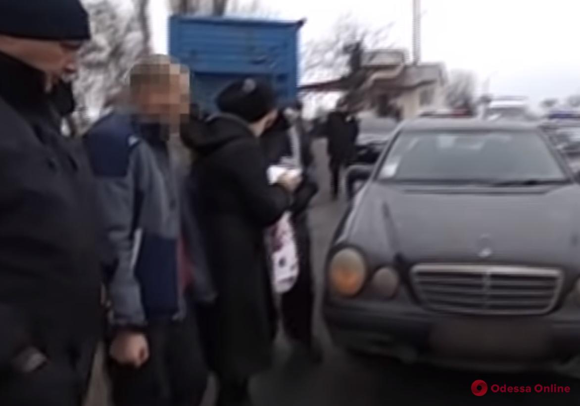 Ограбили фермера: суд Одесской области арестовал бандитов без права на залог