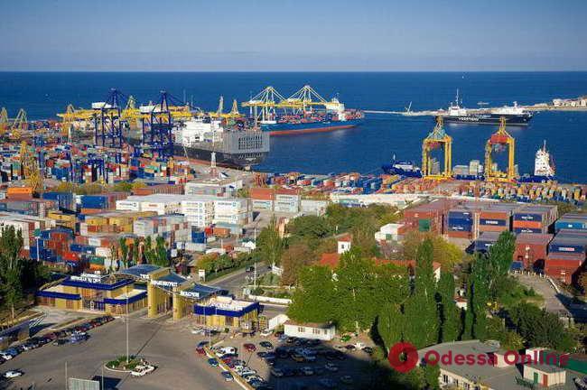В Черноморском порту нашли труп (обновлено)