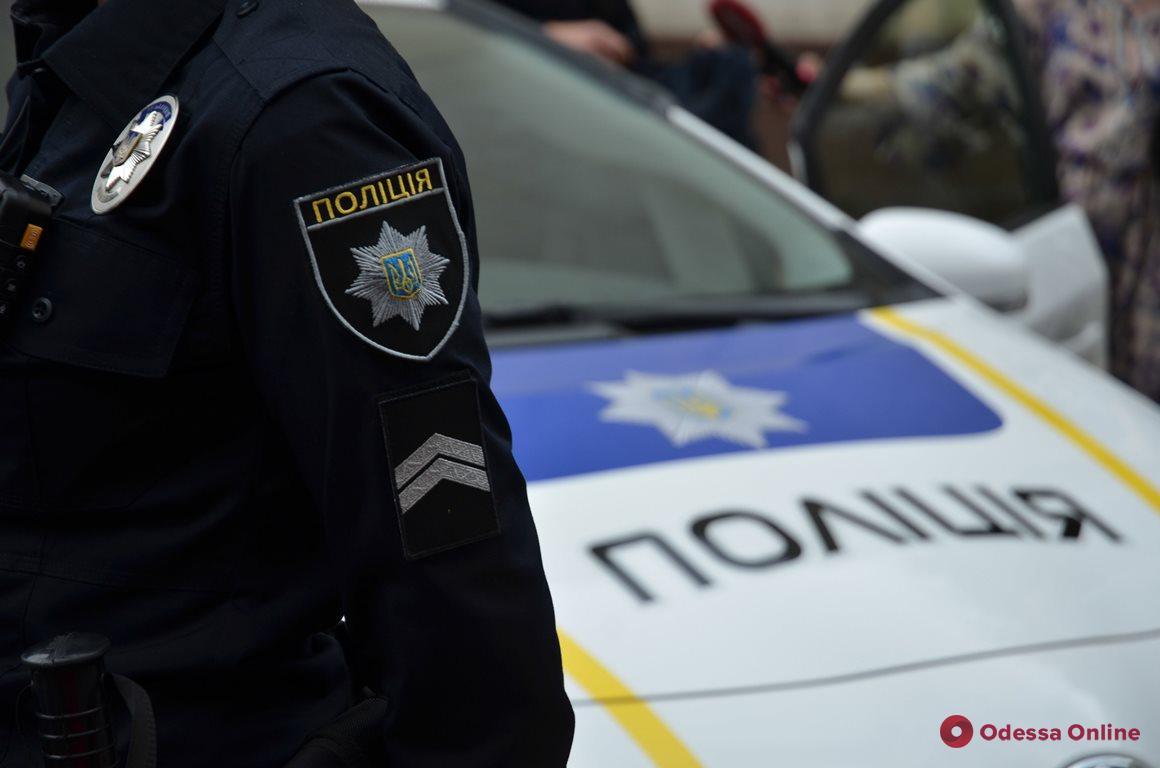 Полиция усилит патрулирование в Одессе (видео)