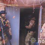 Убил и замуровал труп: одесские полицейские задержали преступника