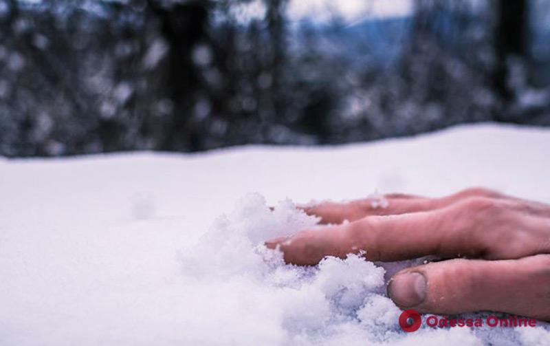 На юге Одесской области насмерть замерз мужчина