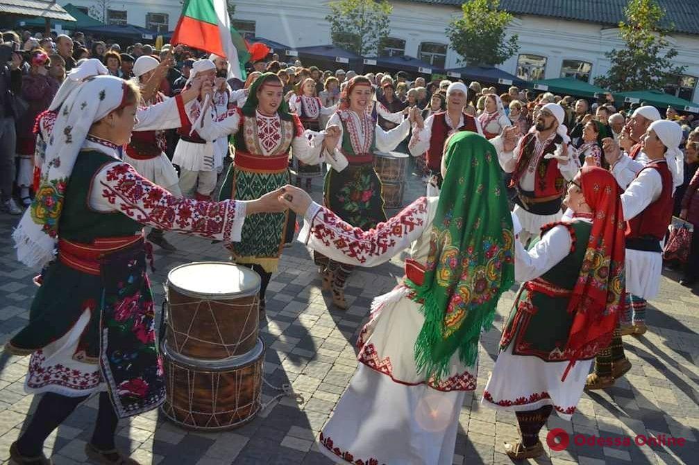 На юге Одесской области состоялся масштабный винный фестиваль