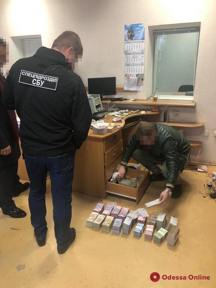 В Одессе накрыли «конверт» с оборотом свыше 100 миллионов