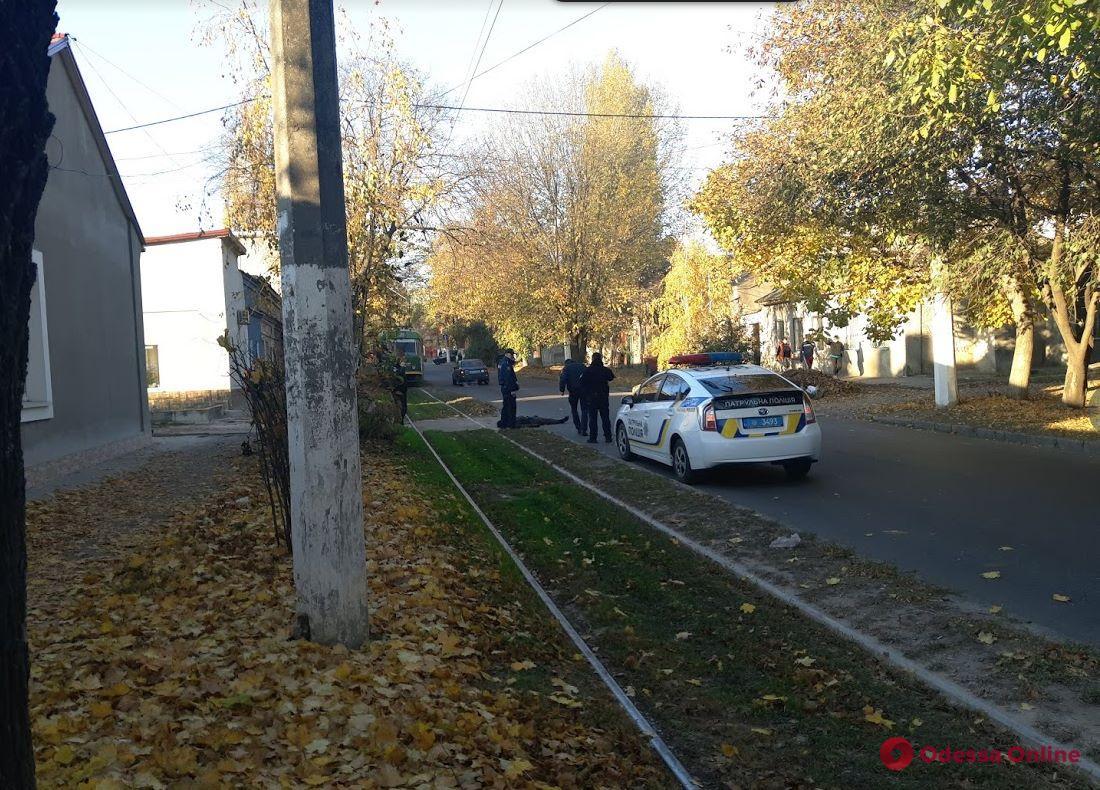В Одессе при задержании полицейские застрелили находившегося в розыске убийцу (обновлено)