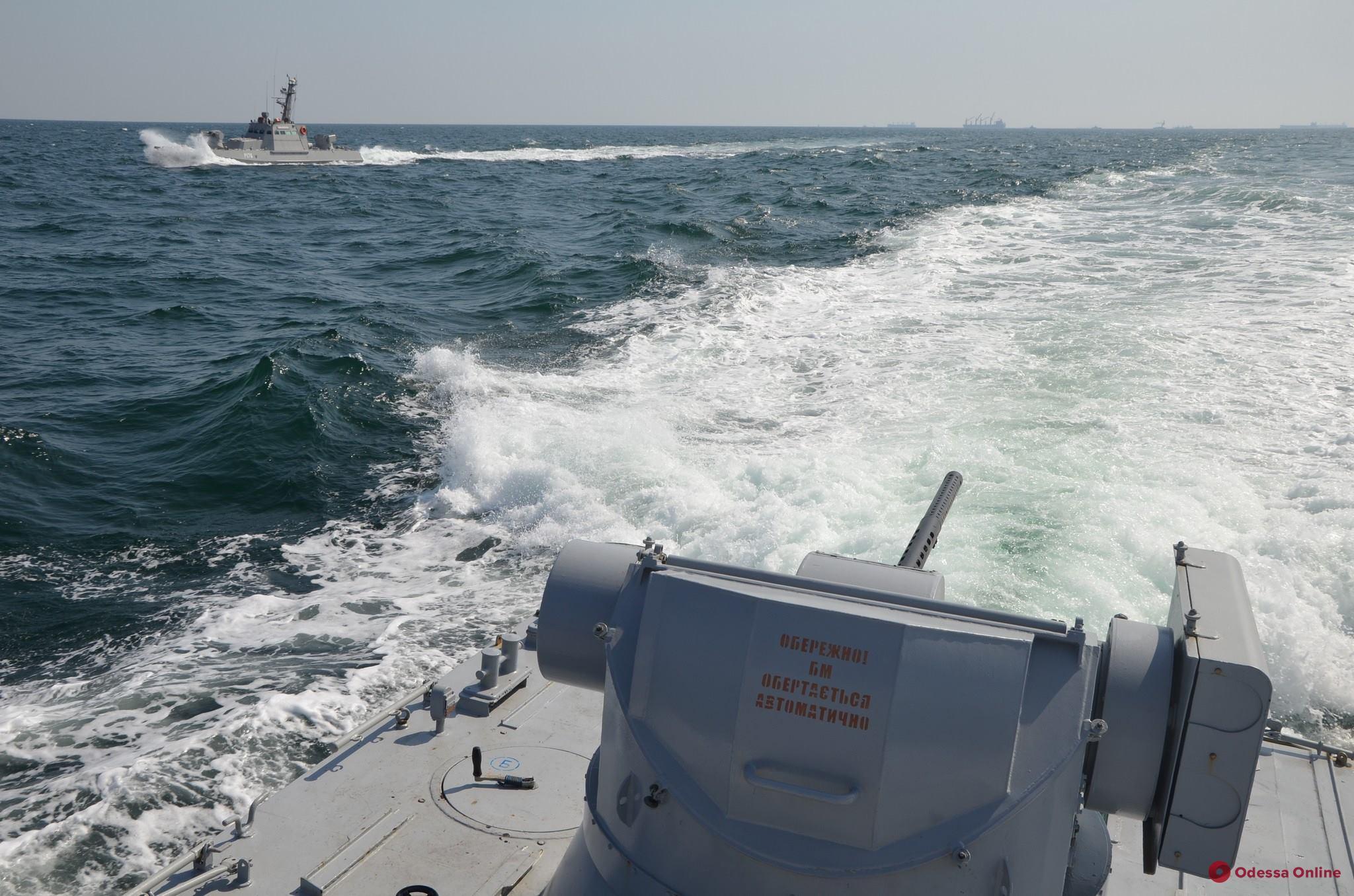 Международный трибунал ООН потребовал от РФ освободить пленных моряков