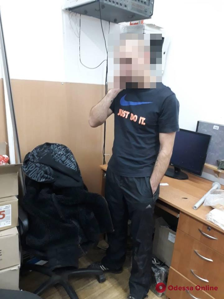 Одесскому вору-чистюле грозит тюремный срок