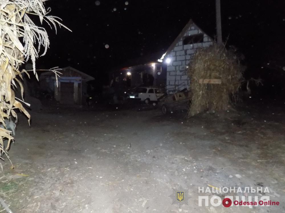 Пьяный житель Одесской области избил односельчанина монтировкой