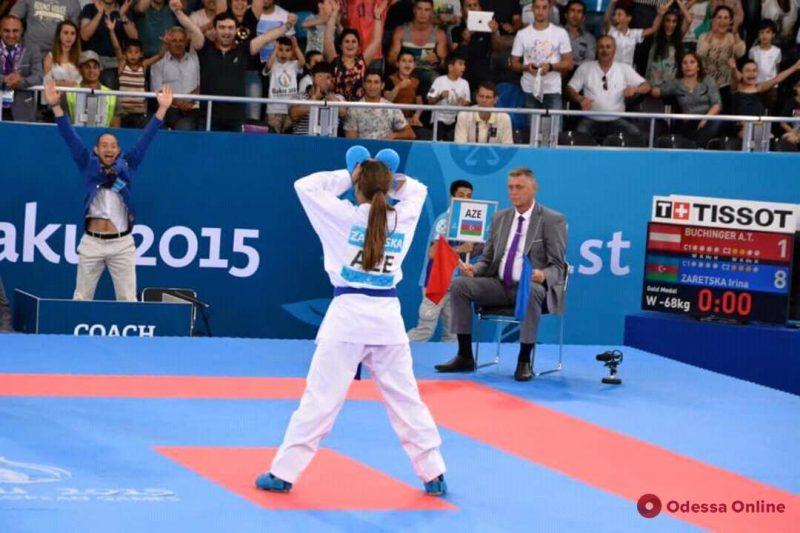 Уроженка Одессы стала чемпионкой мира по каратэ
