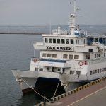 Одесса, ноябрь, море: фотопрогулка по морвокзалу